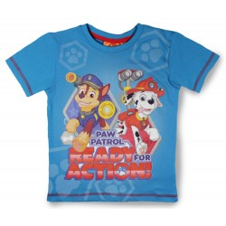 Paw Patrol T Shirt - Action...