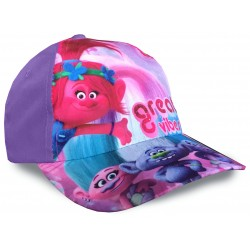Trolls Cap - Purple