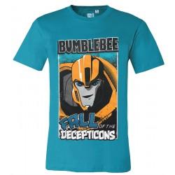 Transformers T Shirt - Blue