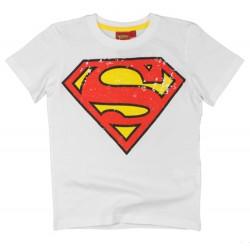Superman T Shirt - White