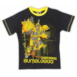Transformers T Shirt - Black