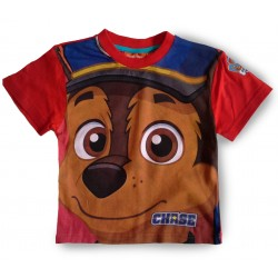 Paw Patrol T Shirt - Chase