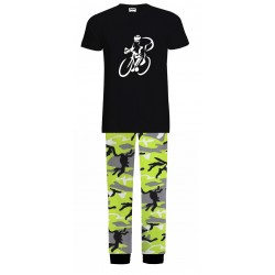 Mens Cycling Pyjamas -...