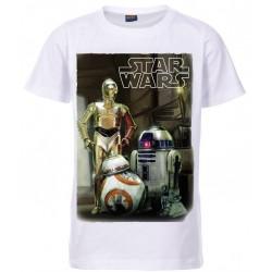 Star Wars T Shirt - White
