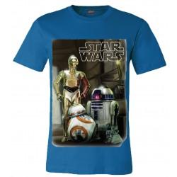 Star Wars T Shirt - Blue