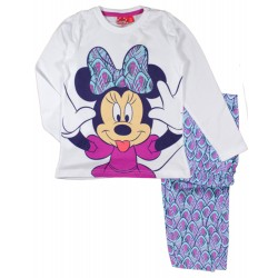 Minnie Mouse Pyjamas - Blue