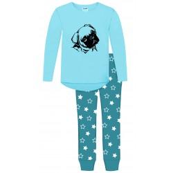 Puppy Dog Pyjamas - Pug Blue