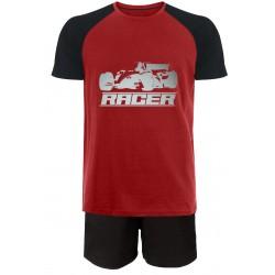 Racing Car Short Pyjamas