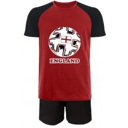 England Football Short Pyjamas