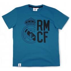 Real Madrid T Shirt - Blue