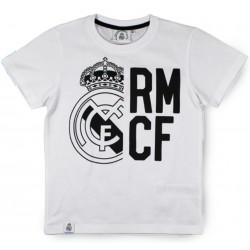 Real Madrid T Shirt - White