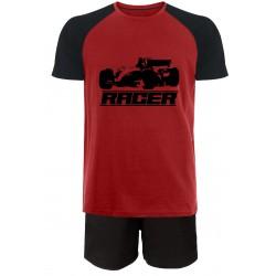 Racing Car Short Pyjamas -...