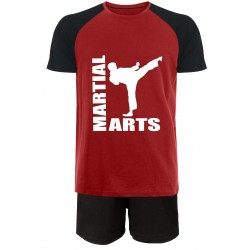 Martial Arts Short Pyjamas