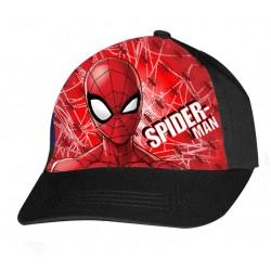 Spiderman Cap - Black