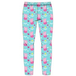 Peppa Pig Leggings - Turq