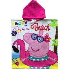 Peppa Pig Poncho