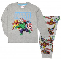 Avengers Pyjamas - Grey Multi