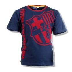 Barcelona T Shirt - Blue