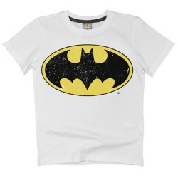 Batman T Shirt - White
