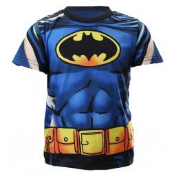 Batman T Shirt - Blue