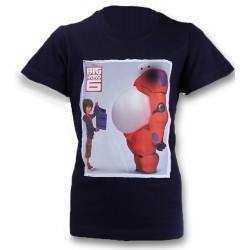 Big Hero T Shirt - Navy
