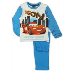Cars Pyjamas - Neon Blue