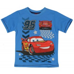Cars T Shirt - Blue