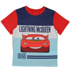 Cars T Shirt - Blue / Red