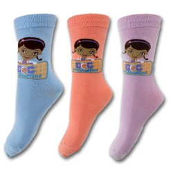 Doc McStuffins Socks - Pack...