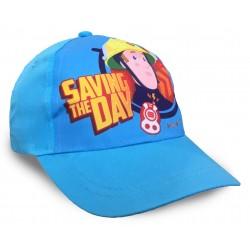 Fireman Sam Cap - Blue