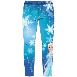 Frozen Winter Leggings  - Elsa