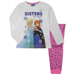 Frozen Pyjamas - Multi Pink