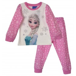 Frozen Pyjamas - Pink Multi