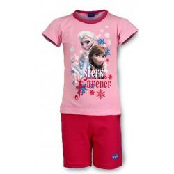 Frozen Short Pyjamas - Pink
