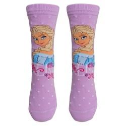 Frozen Socks - Lilac - Pack...