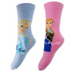 Frozen Socks - Pink/Blue -...
