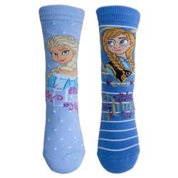 Frozen Socks - Blue - Pack...