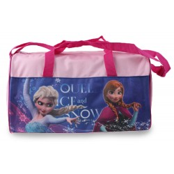 Frozen Sports Bag - Pale Pink