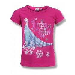 Frozen T Shirt - Frozen Heart