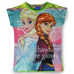 Frozen T Shirt - Love Thaws