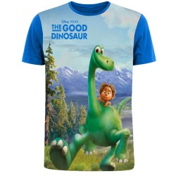 Good Dinosaur T Shirt - Blue