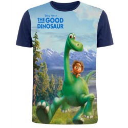 Good Dinosaur T Shirt - Navy