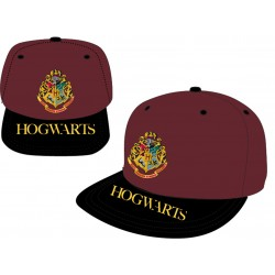 Harry Potter Cap - Burgundy