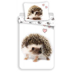 Hedgehog Bedding Set