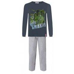 Hulk Pyjamas - Grey