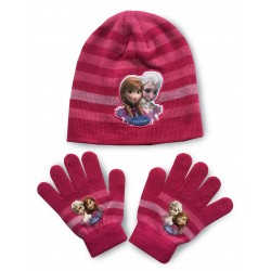Frozen Hat & Gloves