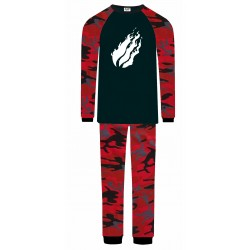 Preston Pyjamas - Flame -...