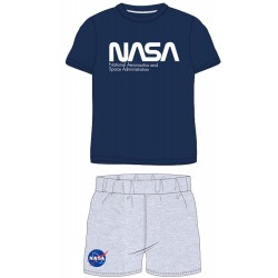 NASA Short Pyjamas - Navy