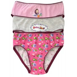 Masha Pants - Pack of Three