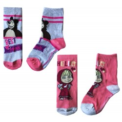 Masha Socks - Pack of Two